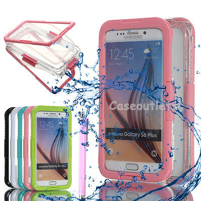 Waterproof Shockproof Hard Cover Case For Samsung Galaxy S6 edge+ plus/Note 5