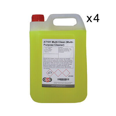 AT101 Multi Clean Valeting Car Care Multi-purpose Cleaner (Similar to G101) 25L