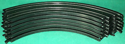 New Genuine Micro Scalextric Track - L7555 Large Bends/ Curves x6