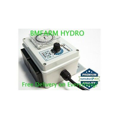 Imperium Plus Feeding / Watering Timers Hydroponics Feed Controller  Nutrients G