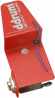 Ddrum RS Red Shot Trigger For Snare And Tom Drums With Wide Dynamic Range New