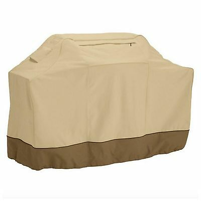 Extra Large BBQ Grill Cover Heavy Duty Gas Char Broil Cart Storage Protection