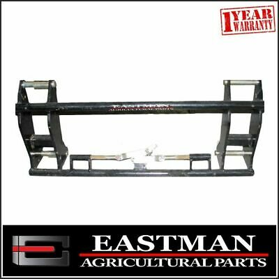 Euro Bracket Quick Hitch Carrier Frame - Head Stock - Tractor Loader