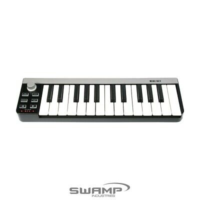 25 Key MIDI Keyboard - MIDI Controller - Modulation / Pitch Bend - Octave Switch