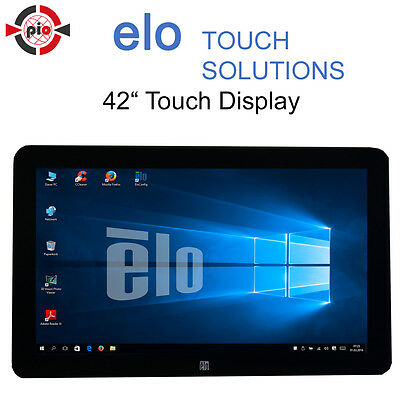 elo TOUCH SOLUTIONS E841203 42 Zoll 1080p Touch Monitor ET4200L-8UWA-0-GY-G