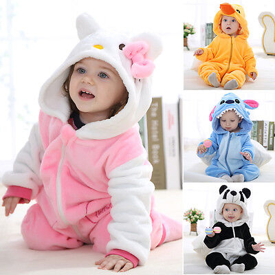 2016 New Animal Onesie Baby Sleepwear Pajamas Unisex Cosplay Sleepwear Cloak