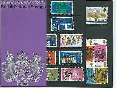 Gb - Collectors Packs - Commemoratives  - 1970 - Unmounted Mint