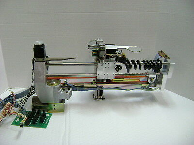 2640  Nidek IM7 SI032-PC2185A Microscope Wafer Transporter Assy.