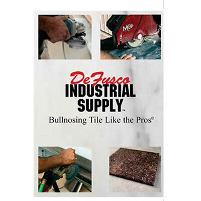 Video 4 Bullnosing Tile The Way The Pros Do It DIY DVD
