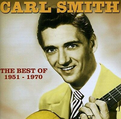 Carl Smith - Best of: 1951-1970 [New CD]