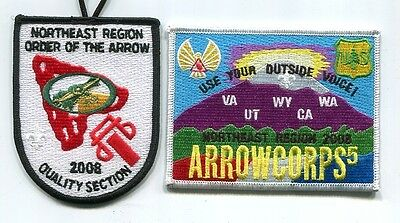 2 Northeast Region Oa Patches