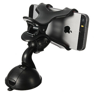 Universal Car Windscreen Mount Suction Holder Cradle For iPhone 6 Plus 5S Phone