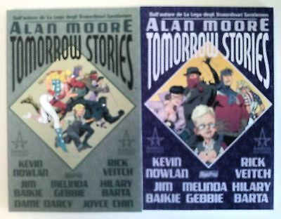 Moore;Nowlan *Tomorrow Stories Vol. 1/2 Completa * NUOVO SCONTO 50% -Magic Press