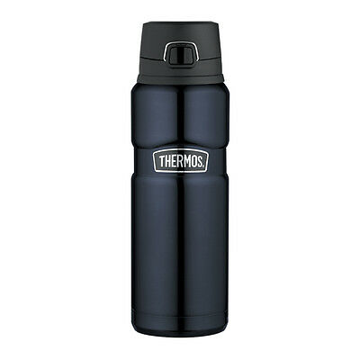 Thermos SK4000MBTRI4 Vacuum Insulated Stainless King Drink Bottle, 24 Oz
