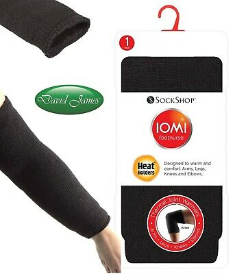 IOMI Heat Holders Joint / Limb Warmers for Arms, Legs, Elbows,Knees, Wrists