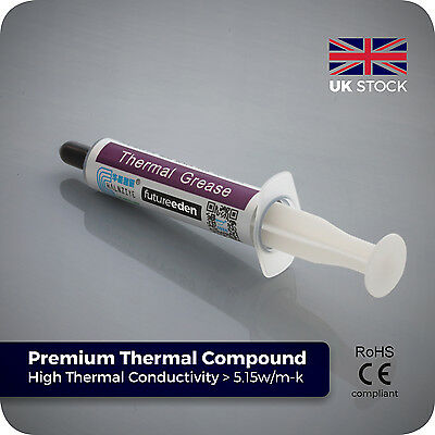 5g - 30g  Premium Thermal Compound paste Grease for LEDs CPU, PC XBOX 360 PS3