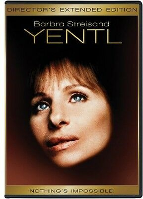 Yentl [Director's Extended Cut (2009, REGION 1 DVD New) WS/Directors Extended ED
