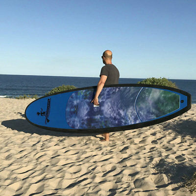 Stand Up Paddle Board SOFT TOP 10'6 Funky SUP Package with Paddle BEGINNERS SUP