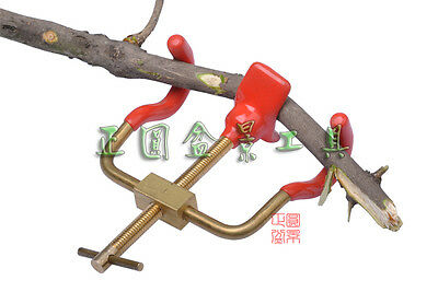 Bonsai Branch Trunk Bender Tool 70mm*80mm Made of Brass