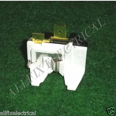 Klixon 4TM Fridge Compressor Overload Cutout - Part # DR822, 189NFBYY-53