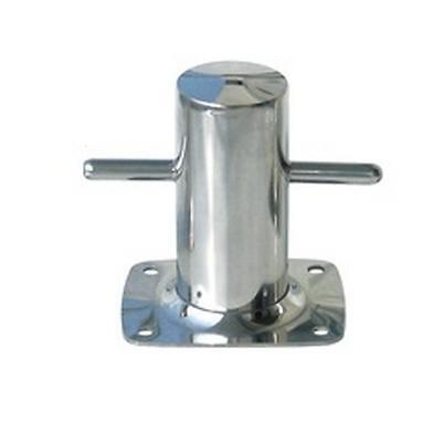 Marina Mooring Cleat Model Boating Accessories Polished Stainless Steel