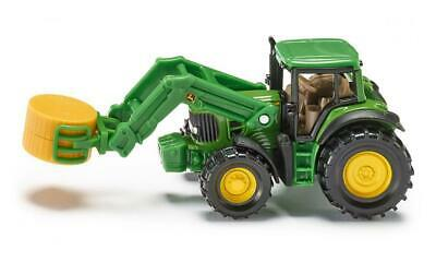 Siku Tractor with Bale Gripper  - Toy Vehicle