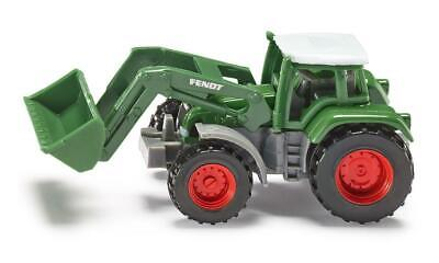 Siku Fendt Tractor with Front Loader - Toy Vehicle