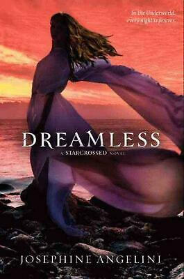 Dreamless by Josephine Angelini (English) Hardcover Book Free Shipping!