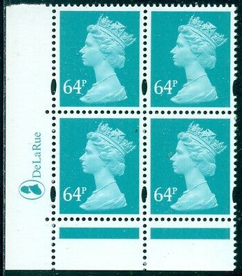 Great Britain Sg-Y1733, Scott # Mh-276 Block Of 4, Mint, Og, Nh, Great Price!