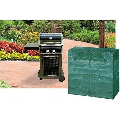 Garland Classic Small Barbecue bbq chimney cover Green patio garden waterproof