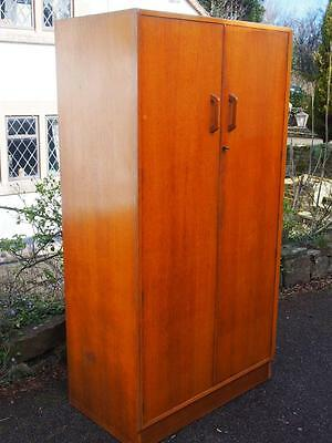 Lovely Vintage Retro 1950's Early G Plan Ernest Gomme Wardrobe Very Stylish