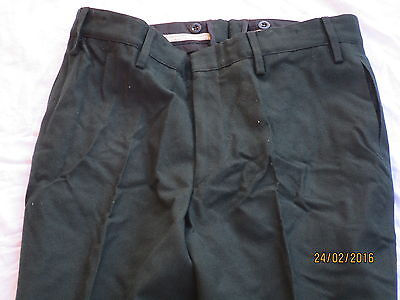 Trousers Male ,Royal Ulster Constabulary,RUC,Size W32,L34   Waist 80cm