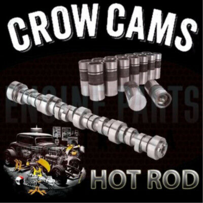 Ford 302 351 Cleveland V8 Crow Cams Tough Idle Hot Rod Camshaft & Lifters