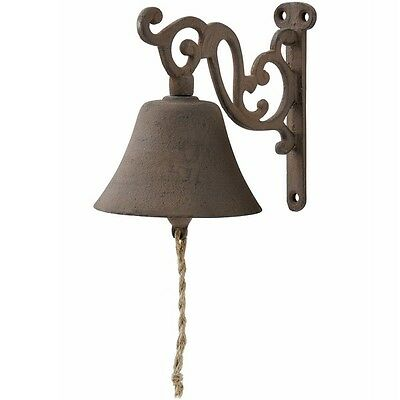 Cast Iron Wall Bell Hill Interior 11423