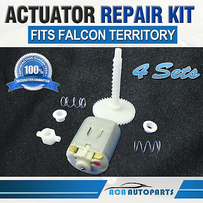 4 Sets Ford Falcon AU BA BF Territory Door Lock Actuator Repair Kit Fits All AU