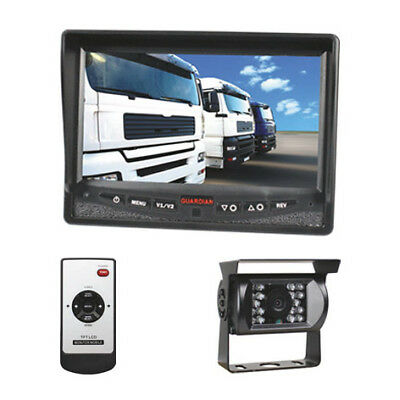 "Guardian CCTV21 7"" Colour Safety Reversing Camera CCTV System 0-776-27 Durite"