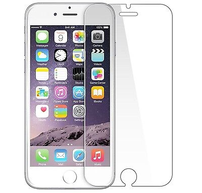 Screen Protector For Apple iPhone 6s 6 Tempered Glass Premium Shamos Shock Proof