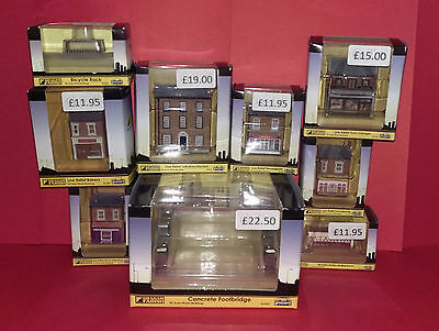 Graham Farish Buildings - N Gauge - Brand New