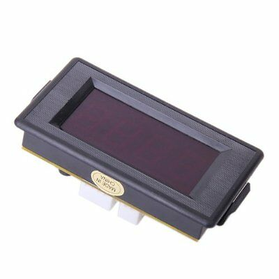Red LED 4- Digital 0 - 9999 Up / Down Digital Counter ED