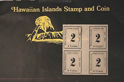 63 Hawaii Scott #24 Unused 1864 Kingdom Of Hawaii Numerals