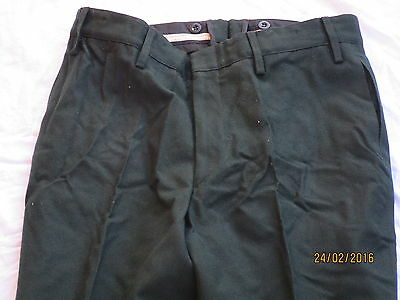 Trousers Male ,Royal Ulster Constabulary,RUC,Size W34,L30   Waist 86cm,Leg 76cm