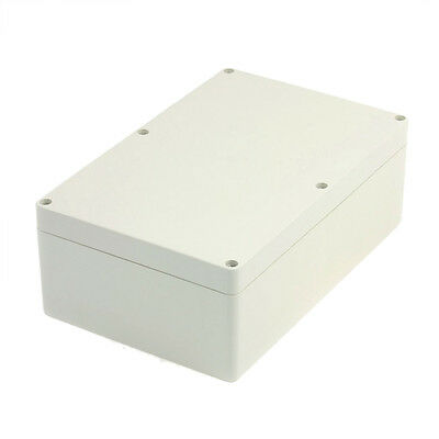 230mmx150mmx85mm Waterproof Plastic Enclosure Case Power Junction Box ED