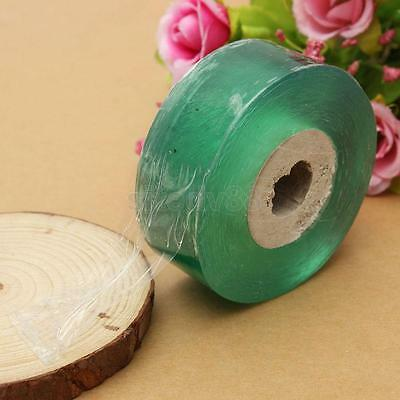 100mx2cm Grafting Tape Stretchable Nursery Moisture Barrier Plant Repair