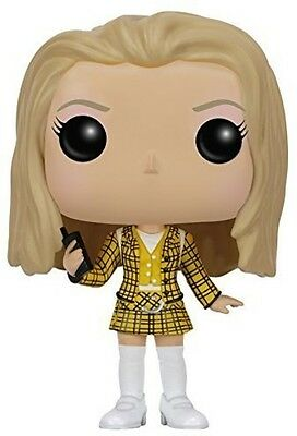 Clueless - Cher - Funko Pop! Movies (2016, Toy New)
