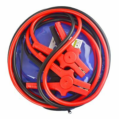 600 AMP heavy duty / commercial jump leads / starter leads cars - hgv IRE AT629