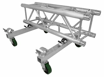 Trusst CT290DOLLYKIT Aluminum Made Straight Truss Section Transport Dolly Kit