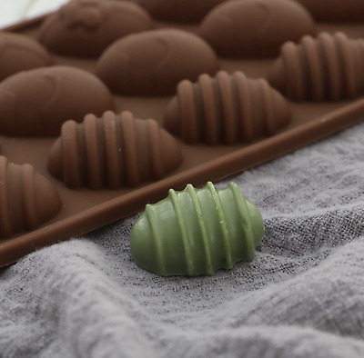15 Multi Eggs Silicone Chocolate Cake Cookie Mould Baking Easter Fun Kids Party