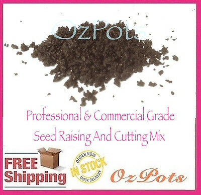 Seed Raising And Cutting Mix - Professional & Commercial Grade - Propagation