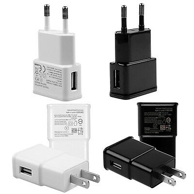 5V2A 1/2/3-Port USB Wall Adapter Charger US/EU Plug For Samsung S4 S5 S6 iPhone#