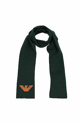 Foulards & Scarves Armani Junior Kids Acrylic Green U4402VERDE